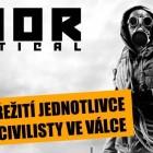 PostApo kurz: přežití jednotlivce civilisty ve válce – PR článek