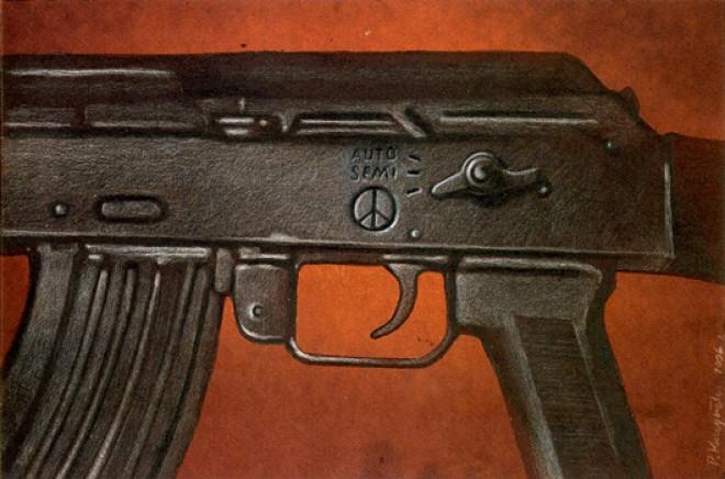 Krutá realita očima Pawla Kuczynského – 95 obrázků