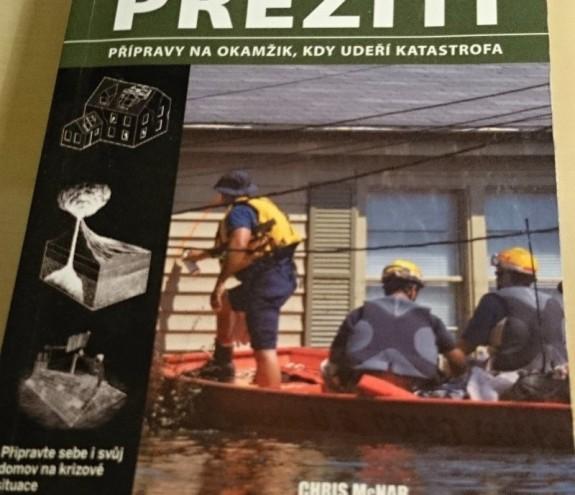 """Recenze: Kniha """"Příprava na přežití"""" – Chriss McNab"""