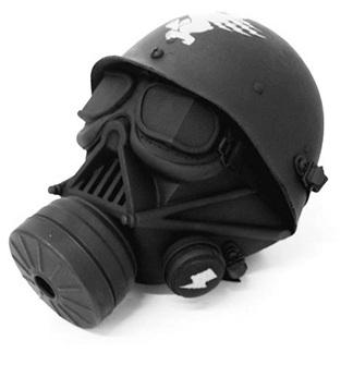 Plynová maska a její použití