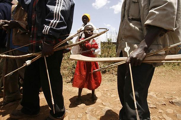 Velké nesnáze v malé Keňi!