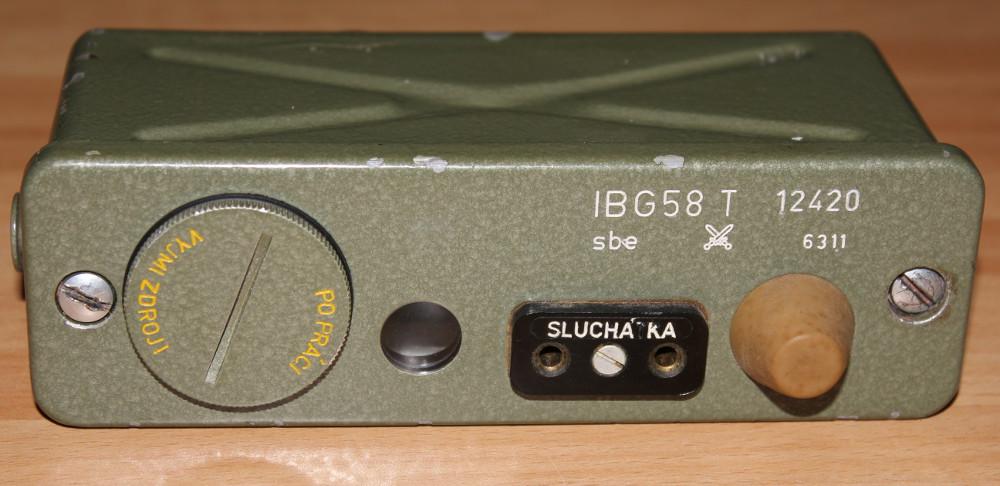 Indikátor IBG 58 t – recenze