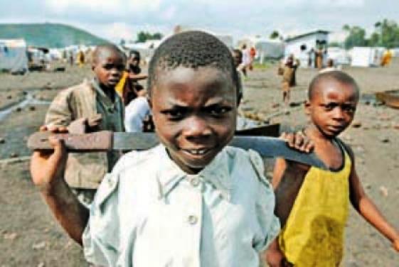 PostApo již dnes – Republika Kongo