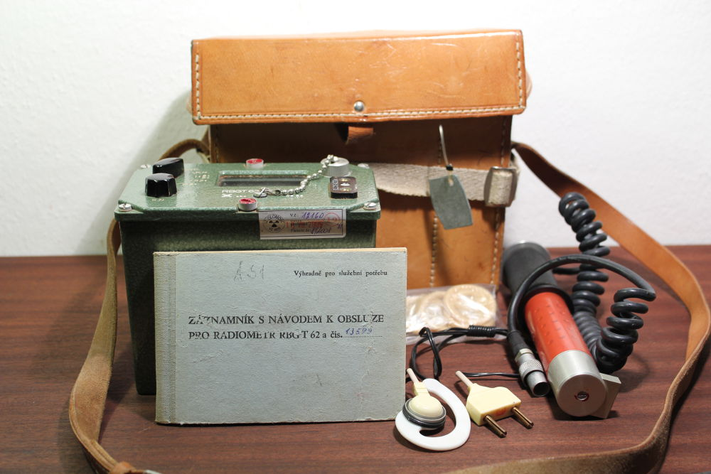 Radiometr RBGT-62(a) – velká recenze