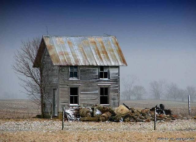 Opuštěné domy 2