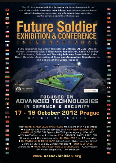 Future Soldier Exhibition & Conference 2012