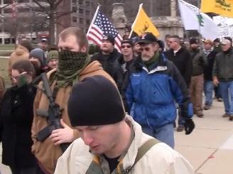 USA: Tisíce lidí na ulicích bojují za svá práva