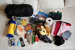 evakuacni zavazadlo
