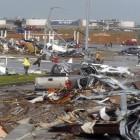 Tornádo smetlo město na americkém jihu