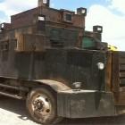 Mexičtí vojáci objevili apokalyptický narkotank, kartelu vozil drogy