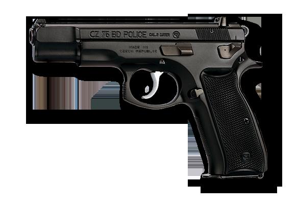 pistole-cz-75-bd-police