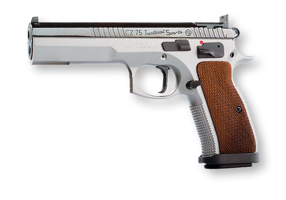 Pistole CZ 75 Tactical Sports